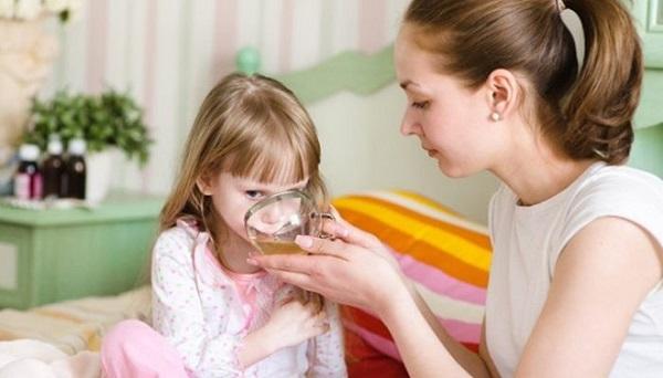 5 bước làm giảm triệu chứng cúm ở trẻ nhỏ
