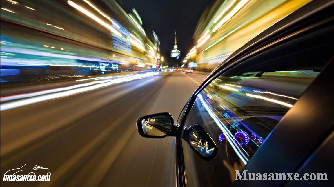 Kinh nghiệm lái xe vào ban đêm cực kỳ hữu ích cho tài mới
