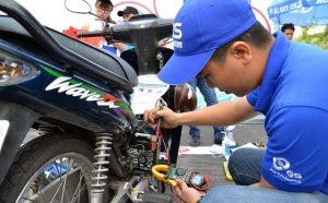 Hướng dẫn mẹo sửa xe máy hiệu quả