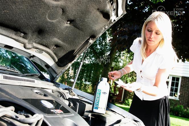 Kinh nghiệm lái xe ô tô thân thiện với môi trường