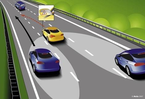 Nguyên tắc khi vượt xe khác trên đường