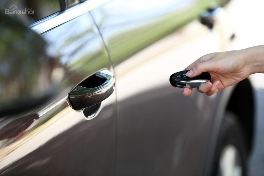 Phương pháp vô hiệu hóa hệ thống báo động chống trộm xe hơi