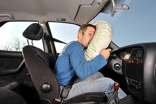 Túi khí và 7 vấn đề mất an toàn cần chú ý
