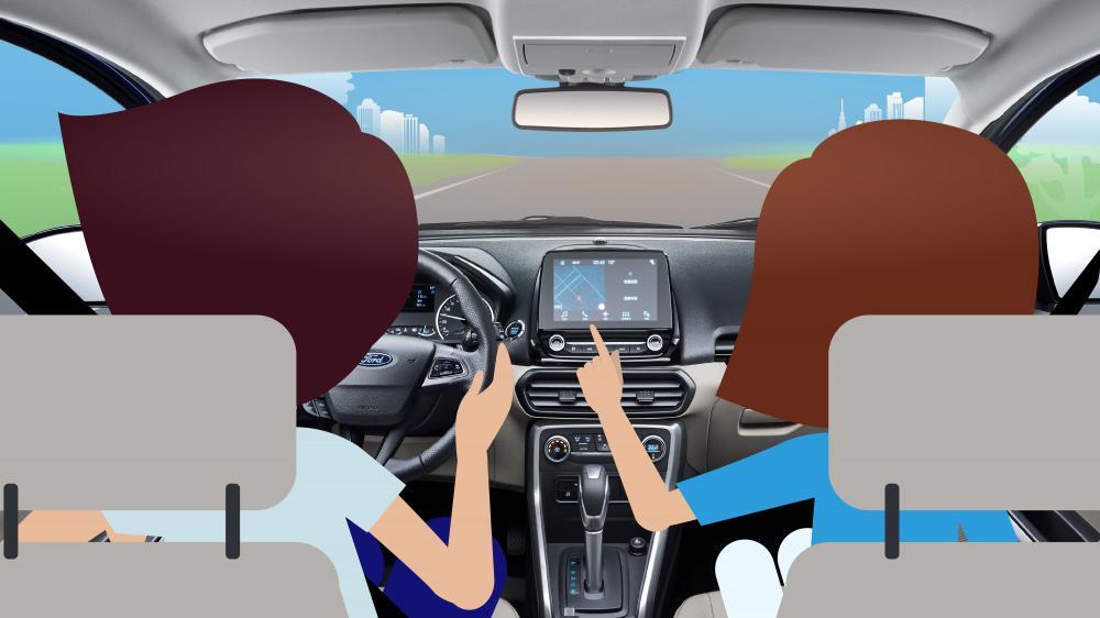 Về quê, du xuân an toàn với 5 điều đơn giản khi ngồi trên ô tô