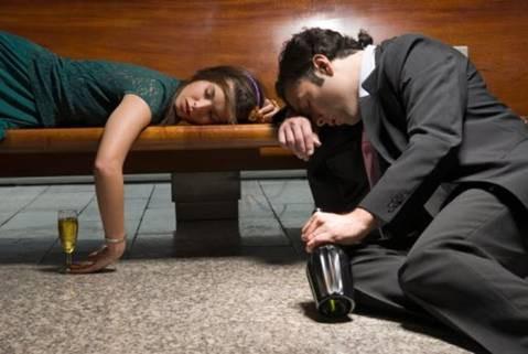 Cách chăm sóc người say rượu